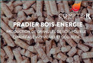 GÉNÉRATEUR D'AIR SURCHAUFFE POUR PRODUCTION DE GRANULES BOIS