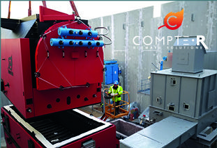DELIVERY OF BIOMASS BOILERS TO VALENCE