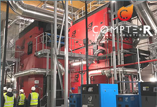 INAUGURATION OF THE VALENCE BIOMASS HEATING PLANT