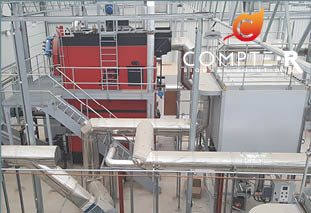 COMMISSIONING OF THE BIOMASS BOILERS OF VILLA NURSERY