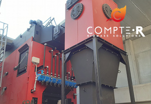 COMMISSIONING OF THE BLAGNAC WOOD BOILER